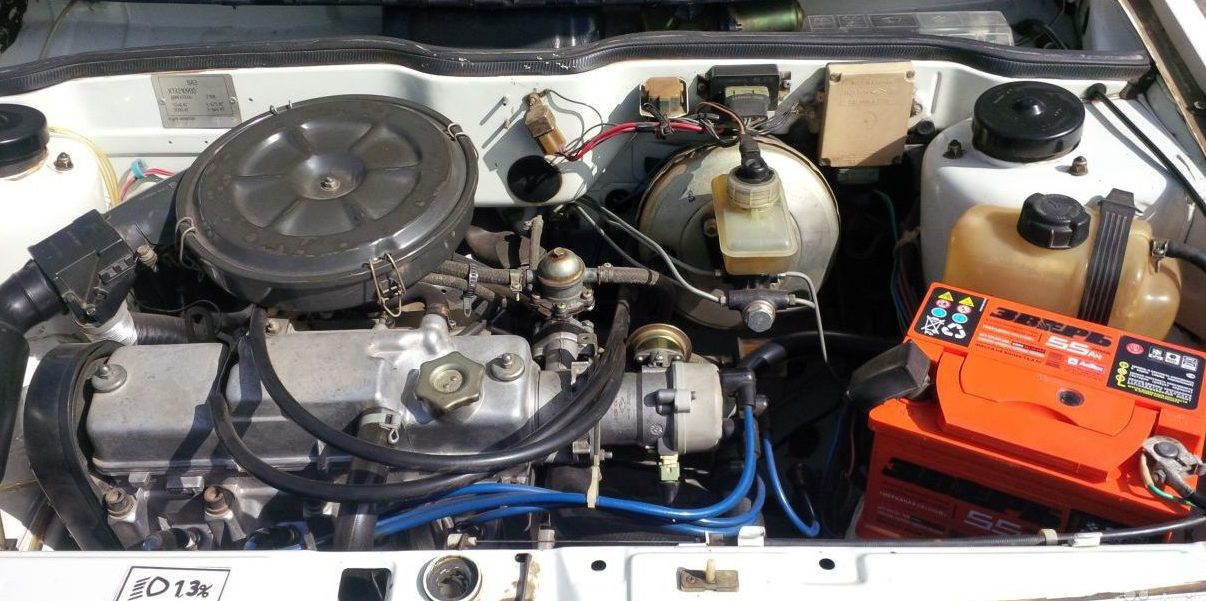 Двигатель 1.3 л
