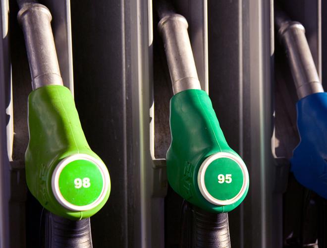 бензин 98 и 95