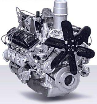Двигатель ЗМЗ 513