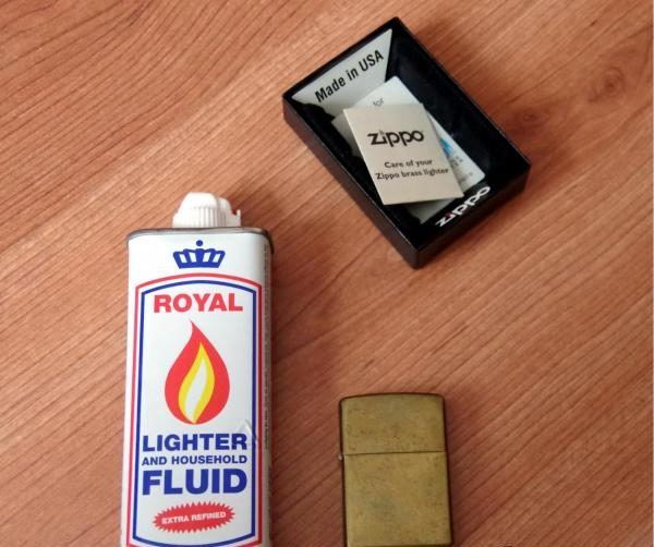 Royal для заправки зажигалок