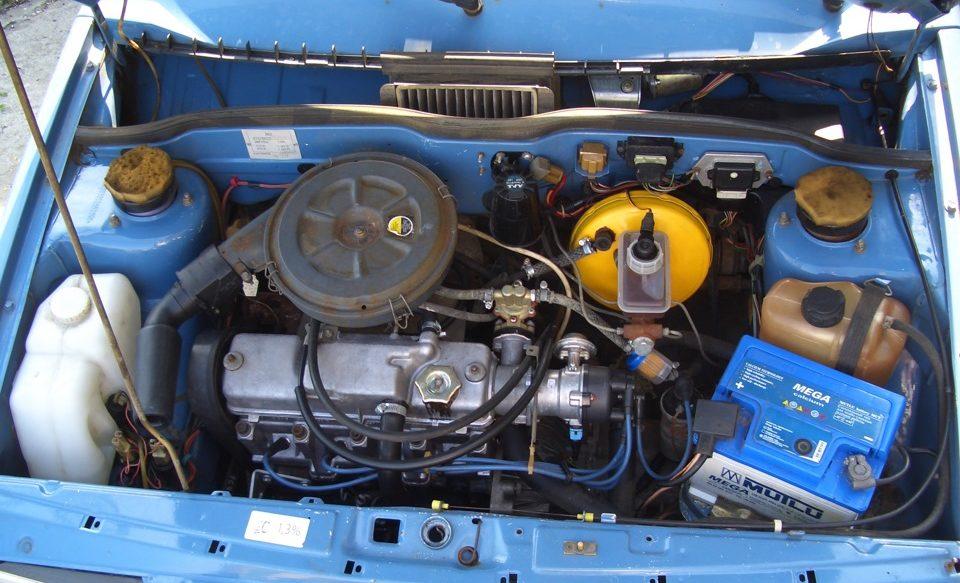 Двигатель 1.5 л