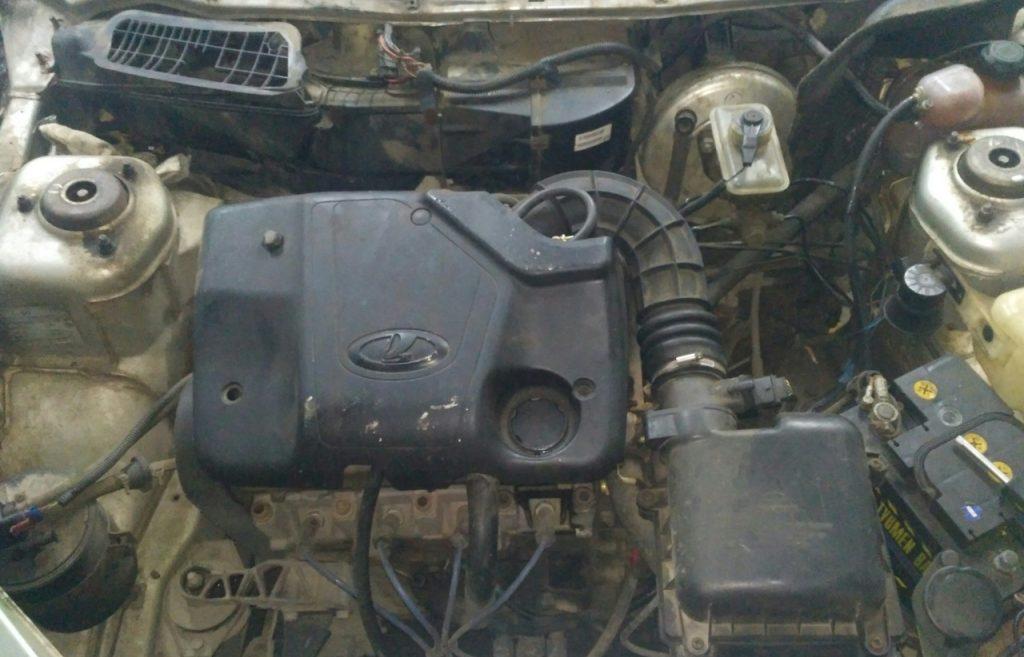Двигатель 1.6, 81 л с 8 клапанов