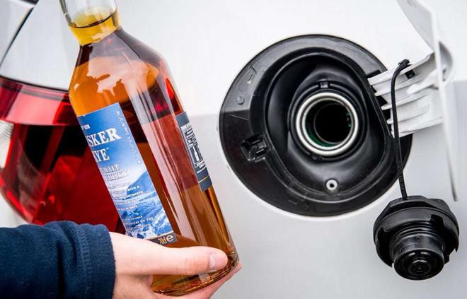 заправка виски