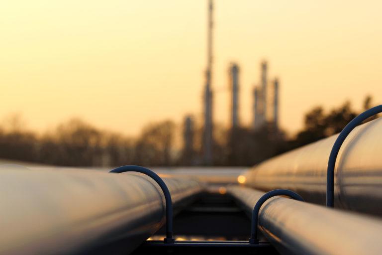 Перегонка нефти