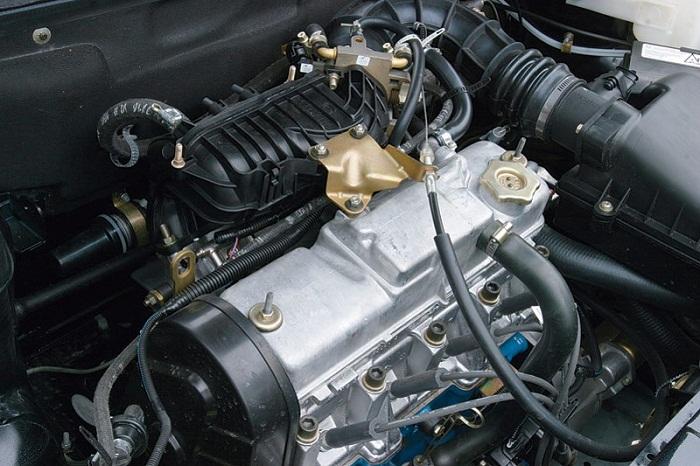8кл двигатель 11183 1.6 л МТ 82 л.с.