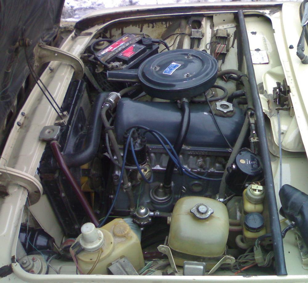 Двигатель 1.5